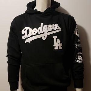 Other - Los Angeles Dodgers Hoodie - Black - Unisex - New